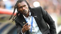 セネガルのシセ監督は、最年少で唯一の黒人監督。