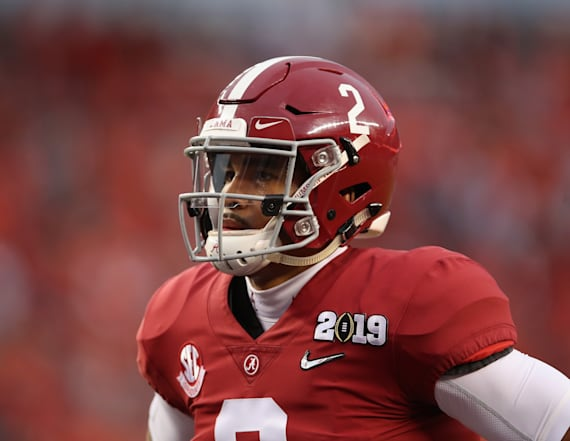 Alabama QB Jalen Hurts announces transfer decision