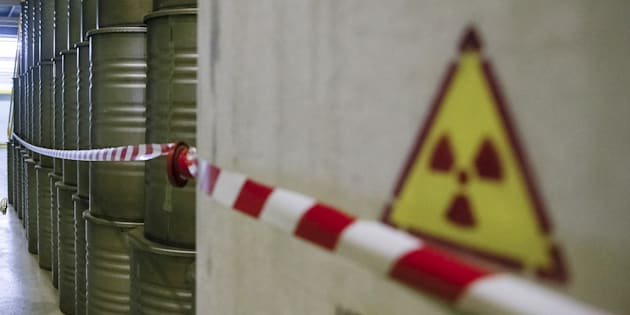 Un accident nucléaire russe à l'origine d'une pollution radioactive en France?