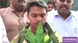 First Dalit Priest Of Kerala Scripts History By Performing Prayers At Shiva