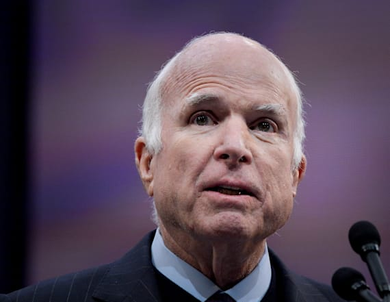 McCain speaks out against 'half-baked' nationalism