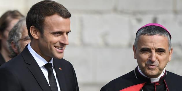 Devant les Evêques de France, Macron est attendu au tournant sur la PMA ce 9 avril 2018.