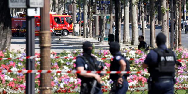 Attentat raté des Champs-Élysées: Adam Dzaziri avait prêté allégeance au groupe Etat islamique dans une lettre