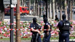 Attentat raté sur les Champs-Élysées: un