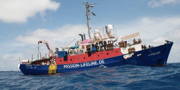Le Lifeline attend toujours l'autorisation d'accoster à Malte malgré les promesses de l'Italie et la France