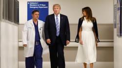 Des médecins critiquent Trump, qui lie la santé mentale aux