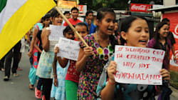 Why A Child Rights Body Is Furious With Gorkha Protesters Demanding A Separate State From West