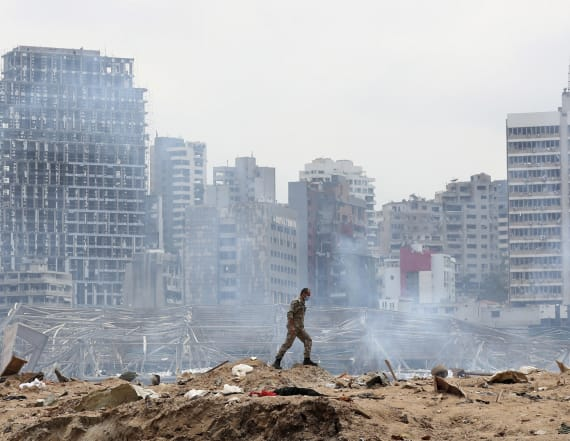 Rescuers recover more bodies days after Beirut blast