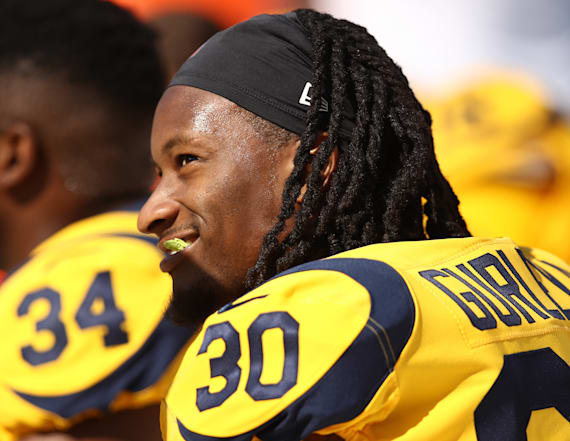 Todd Gurley has outscored an entire NFL team