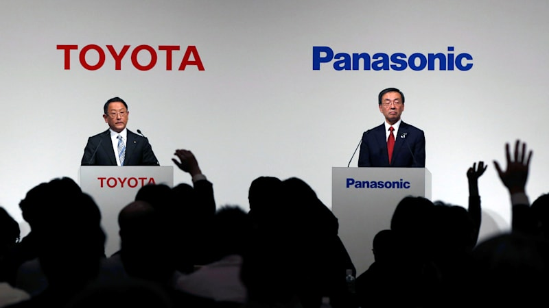 Toyota, Panasonic form joint venture — to build houses