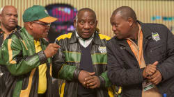 Dear Delegates: Do You Wish To Squander The ANC