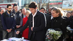 Prime Minister, Ontario Premier Attend Vigil For Van Attack