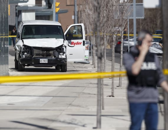 What we know about Toronto van attack suspect
