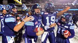 Toronto Argonauts Stun Calgary Stampeders To Win Grey