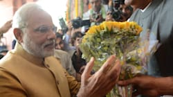 MHA Announces 'No Flower Bouquets' Gifting Rule For Modi, Here's Where The Idea May Have Come
