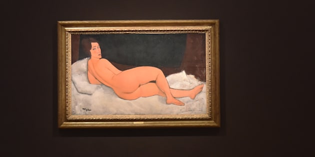 Un Modigliani adjugé plus de 157 millions de dollars à New York