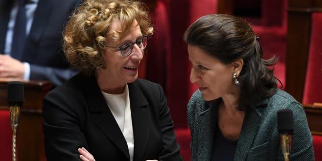 Muriel Pénicaud et Agnès Buzyn ont annoncé la fin progressive des feuilles d'arrêt de travail.