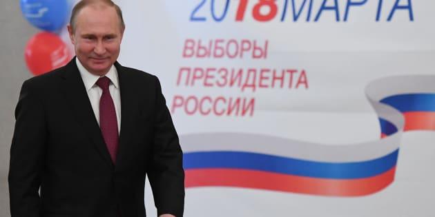 Vladimir Poutine s'offre un plébiscite — Russie
