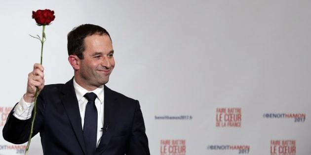 À quoi ressemblera la France du président Hamon en mai 2018? REUTERS/Christian Hartmann