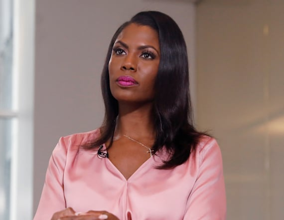 Omarosa claims Trump disparaged Harriet Tubman