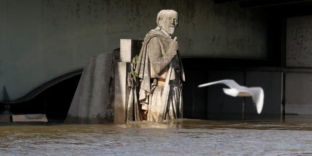 """La crue de la Seine et l'épisode neigeux nous en disent beaucoup sur """"le progrès"""" dans notre société."""