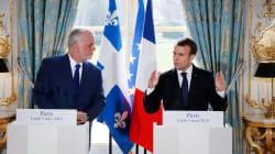 Macron, pas un «défenseur grincheux» du