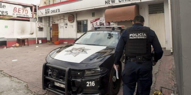 De acuerdo con el INEGI, en el 38 por ciento de los hogares mexicanos se registra una víctima de robo o extorsión. (Foto: JULIO CESAR AGUILAR/AFP/Getty Images)