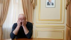 Periodista ruso usó sangre de cerdo para fingir su propia