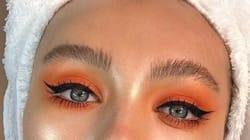 Pas fan des sourcils ultra-fins de Rihanna? Optez pour la version