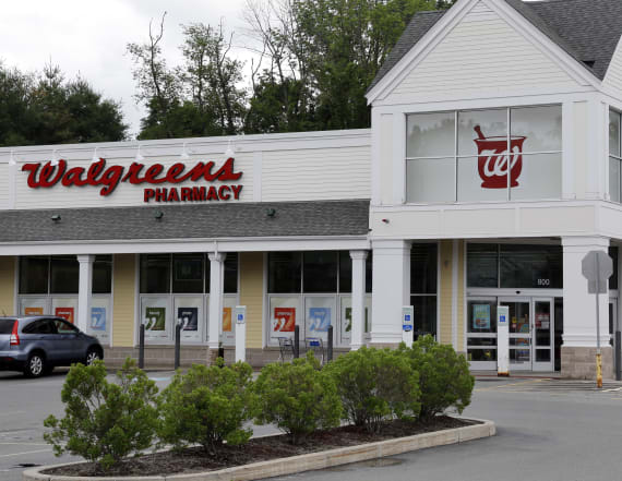 Florida sues Walgreens, CVS over opioid sales