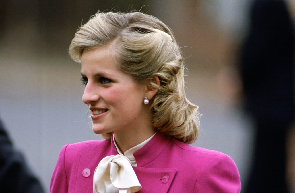 This Is Why Princess Diana S Hair Always Looked Beyond Perfect Aol