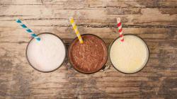 Shakes e sopas são mais eficientes para a perda de peso, diz