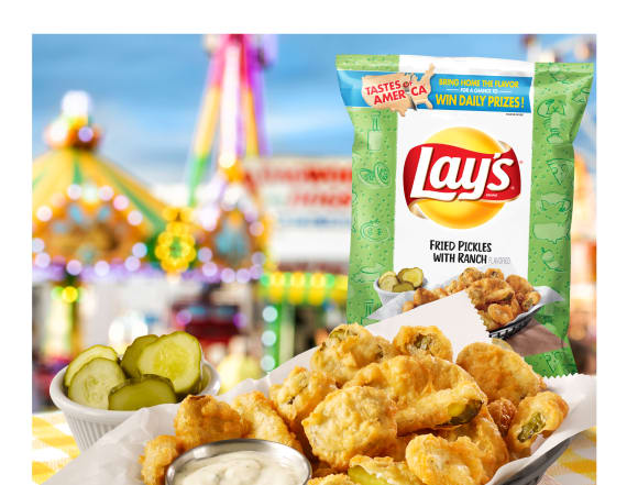 Lay's launches 8 new flavors for summer