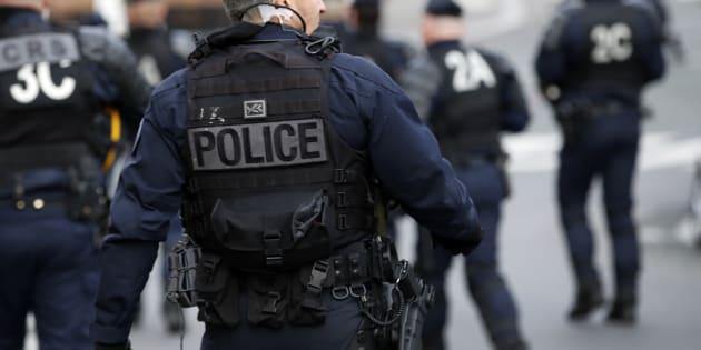 """La prime """"gilets jaunes"""" """"ne va pas calmer la colère"""" des policiers, les discussions reprennent avec Castaner (Photo d'illustration prise le 18 décembre 2018)."""