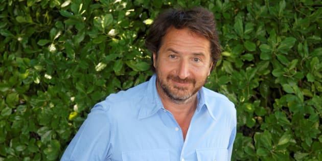 Edouard Baer au festival d'Angoulême en 2016.
