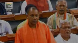 Yogi Adityanath Takes Dig At Rahul And Akhilesh, Says He Came In Between Because Of Their