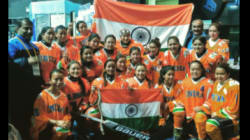 The Indian Women's Ice Hockey Team Just Made History After Winning Its First Ever International