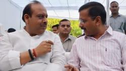 Twitter War Erupts Between Delhi CM Arvind Kejriwal And Leader Of Opposition Vijender