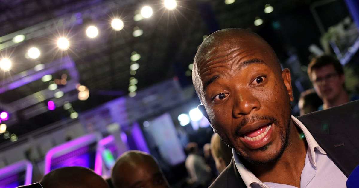 Maimane Stands Unopposed For Re-Election As DA Leader