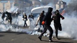 Au Mans, des forains affrontent la police et bloquent le