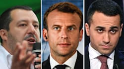 Macron contro l'Italia: