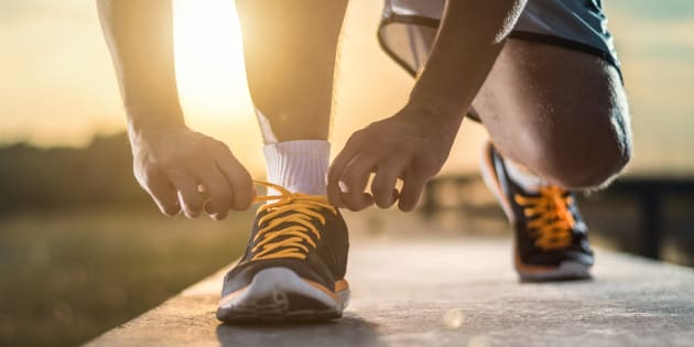 Your joggers aren't going to make you a lazy runner.