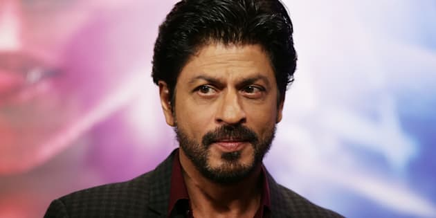 Bollywood star Shah Rukh Khan meets his waxwork double at Madame Tussauds in London.