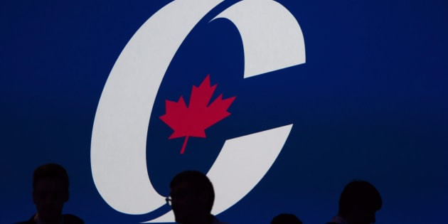 The Conservative party's fundraising totals for 2016 don't account for the money raised by its candidates in the leadership race.