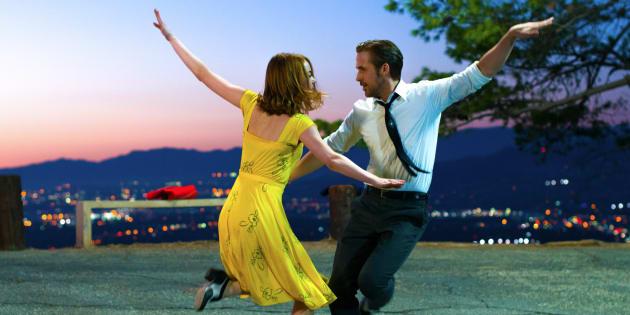 """Emma Stone et Ryan Gosling font des claquettes dans """"La La Land"""""""