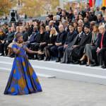 Angélique Kidjo a ému les spectateurs avec la chanson
