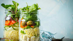 Add These 4 Ingredients To Make Salad More Filling (And
