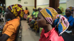 Released Chibok Schoolgirls Reunite With Families After Three