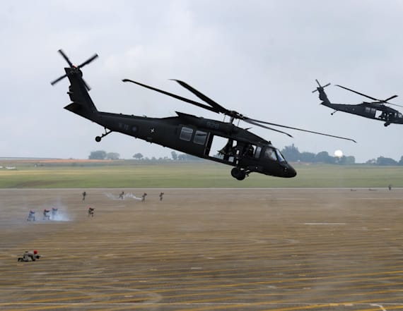 3 National Guard members dead in helicopter crash