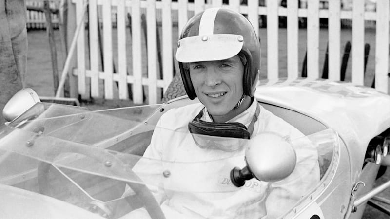 Dan Gurney, legendary all-American racer, dies at
